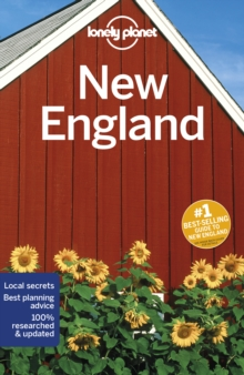 Lonely Planet New England, Paperback / softback Book