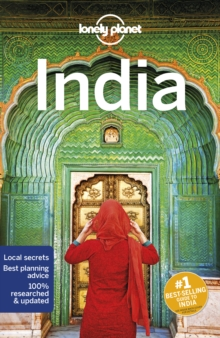 Lonely Planet India, Paperback / softback Book