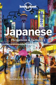 Lonely Planet Japanese Phrasebook & Dictionary, Paperback / softback Book