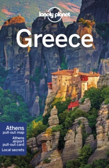 Lonely Planet Greece, Paperback / softback Book