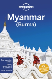 Lonely Planet Myanmar (Burma), Paperback / softback Book
