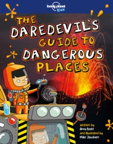 The Daredevil's Guide to Dangerous Places, Paperback / softback Book