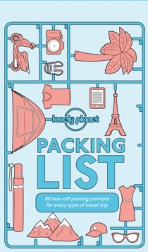 Packing List, Paperback Book