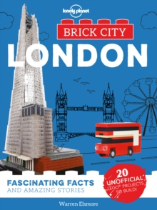 Brick City - London, Hardback Book