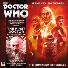 The Companion Chronicles : The First Doctor Volume 2, CD-Audio Book