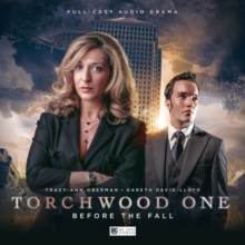 Torchwood One: Before the Fall, CD-Audio Book