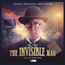 The Invisible Man, CD-Audio Book