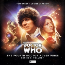 The Fourth Doctor Adventures - Series 7A, CD-Audio Book