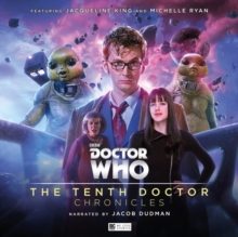 The Tenth Doctor Chronicles, CD-Audio Book