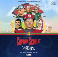 Captain Scarlet and the Mysterons - 50th Anniversary Set, CD-Audio Book