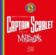 Captain Scarlet and the Mysterons : The Spectrum File No. 1, CD-Audio Book