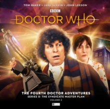 The Fourth Doctor Adventures Series 8 Volume 2, CD-Audio Book