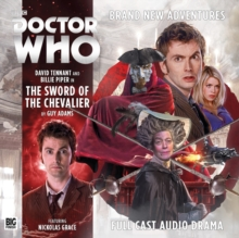 The Tenth Doctor Adventures: The Sword of the Chevalier, CD-Audio Book