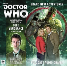 The Tenth Doctor Adventures: Cold Vengeance, CD-Audio Book