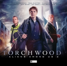 Torchwood - Aliens Among Us : Part 2, CD-Audio Book