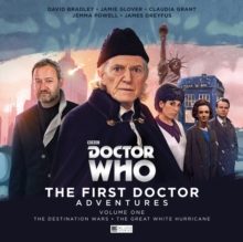 The First Doctor Adventures - Volume 1, CD-Audio Book