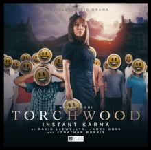 Torchwood - 23 Instant Karma, CD-Audio Book