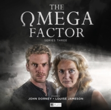 The Omega Factor - Series 3, CD-Audio Book