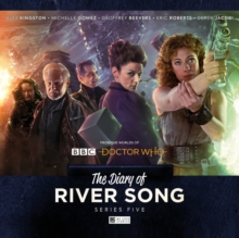 The Diary of River Song - Series 5, CD-Audio Book