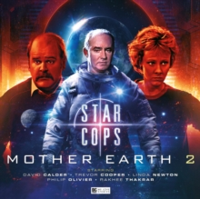 Star Cops - Mother Earth Part 2, CD-Audio Book