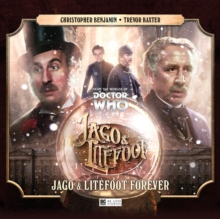 Jago & Litefoot Forever, CD-Audio Book