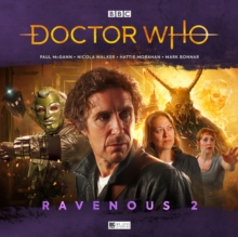 Doctor Who - Ravenous 2, CD-Audio Book
