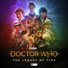 Doctor Who: The Legacy of Time, CD-Audio Book