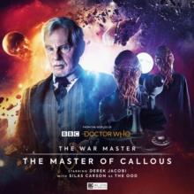 The War Master: Master of Callous, CD-Audio Book