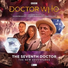 The Seventh Doctor Adventures Volume 1, CD-Audio Book