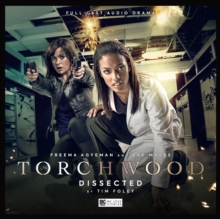 Torchwood #36 Dissected, CD-Audio Book