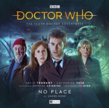 The Tenth Doctor Adventures Volume Three: No Place, CD-Audio Book