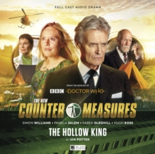 The New Counter-Measures: The Hollow King, CD-Audio Book