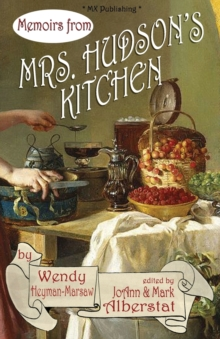 MEMOIRS FROM MRS. HUDSON'S KITCHEN, Paperback Book