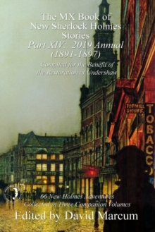 The MX Book of New Sherlock Holmes Stories - Part XIV : 2019 Annual (1891-1897), PDF eBook