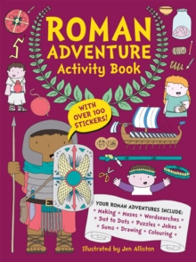 Roman Adventure Activity Book, Paperback / softback Book