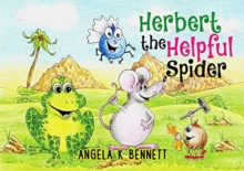 Herbert the Helpful Spider, Paperback Book