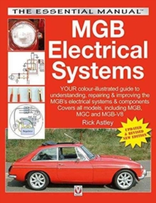 MGB Electrical Systems, Paperback Book