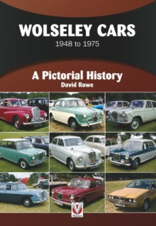 Wolseley Cars 1948 to 1975 : A Pictorial History, Paperback Book