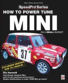 How to Power Tune Minis on a Small Budget, Paperback Book