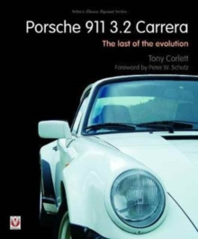 Porsche 911 Carrera - The Last of the Evolution, Paperback / softback Book