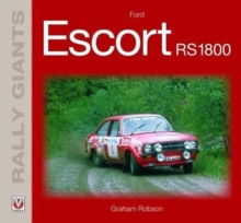 Ford Escort Rs1800, Paperback / softback Book