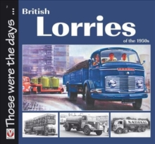 British Lorries of the 1950s, Paperback / softback Book