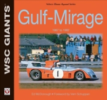 Gulf-Mirage 1967 to 1982, Paperback Book