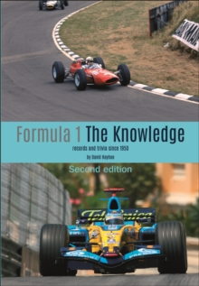 Formula 1 - The Knowledge 2nd Edition, Hardback Book