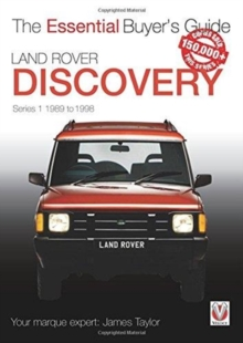 Land Rover Discovery Series 1 1989 to 1998 : Essential Buyer's Guide, Paperback / softback Book