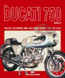 The Ducati 750 Bible, EPUB eBook
