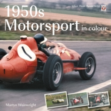 1950s Motorsport in Colour, Paperback Book