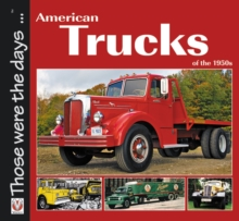 American Trucks of the 1950s, Paperback Book