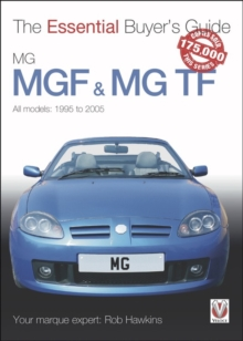 MGF & MG TF : The Essential Buyer's Guide, Paperback Book