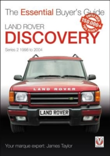 Land Rover Discovery Series II 1998 to 2004 : Essential Buyer's Guide, Paperback / softback Book